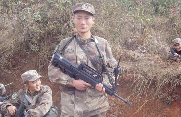 退伍军人吴将亮的故事