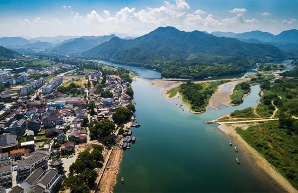 丽水7个镇上榜省优秀样板创建乡镇行动方案名单